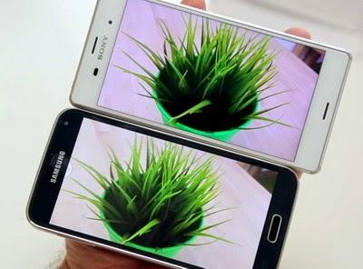 barangkali yaitu rivalitas paling terkenal di tingkatan  Perbandingan Samsung Galaxy S5 vs. Sony Xperia Z3